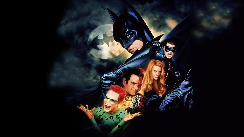 Mindörökké Batman