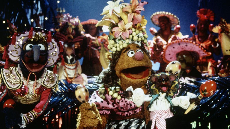 Muppet Kincses Sziget