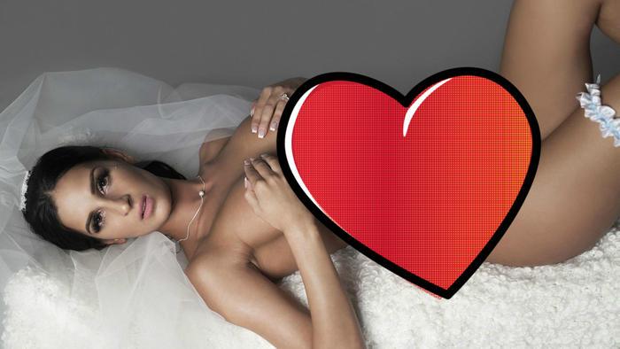 Intim esküvői fotósorozat az Ádám keresi Évát szexi sztárjáról