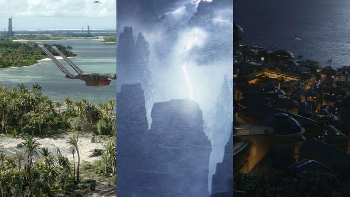 Nyaralás a Star Wars univerzumban: A messzi-messzi galaxis legjobb turistacélpontjai!