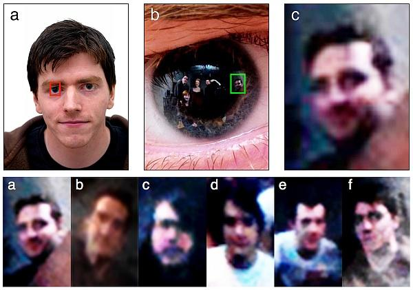 Biztos legyintettél, amikor egy fotón ránagyítottak valami apró csillanásra, amit javítva láthatóvá vált az elkövető. Azonban kutatók nemrég bebizonyították, hogy ezt tényleg meg lehet oldani, bár milliókba kerülő kamerák kellenek hozzá. Sőt, akár 3D képet is kaphatnak nyomozók, például valakinek a két szeméről!