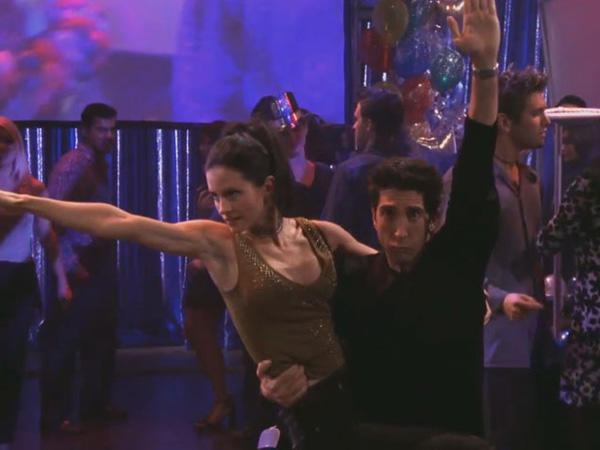 """Fejből tudod """"a kötelező gyakorlat"""" táncot, és nem félsz előadni."""