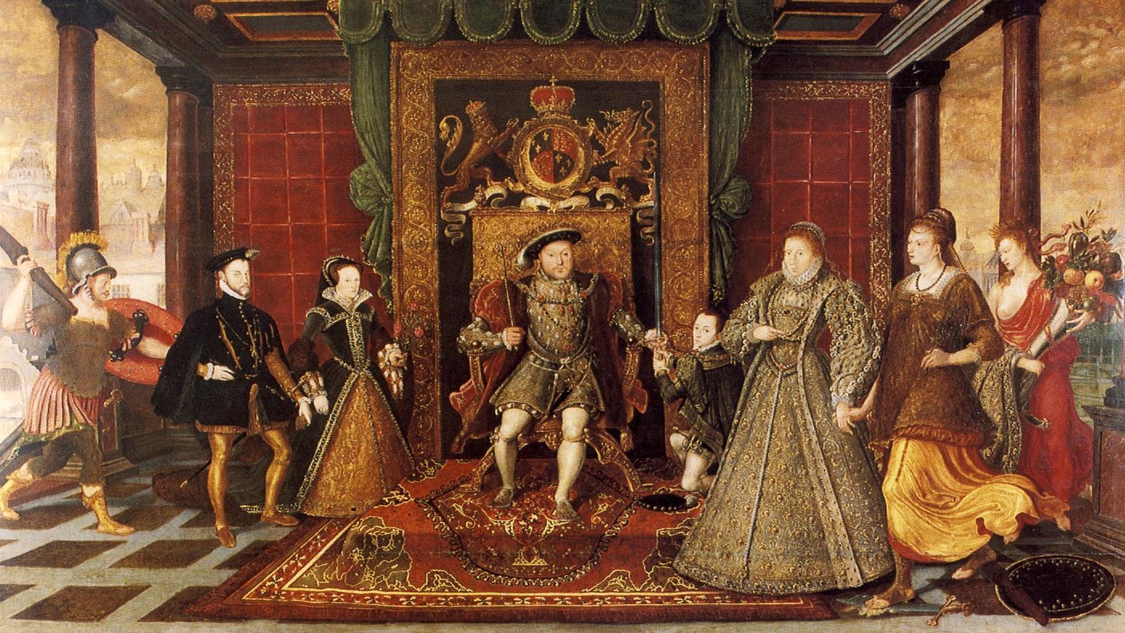 VIII. Henrik angol király vezető miniszteréről, Thomas Cromwellről (1485-1540) mindenki tudta, hogy az udvarban ő az, aki leginkább imád bulizni. Partijai legendásak voltak, tonnaszámra szórta a pénzt, hogy a vedégeit szórakoztassa – egyszer 4 ezer korabeli fontot fizetett egy szabónak egy rendkívül bonyolult, maszkos kosztümért, csak hogy lenyűgözze vele a királyt. (Wikipedia)