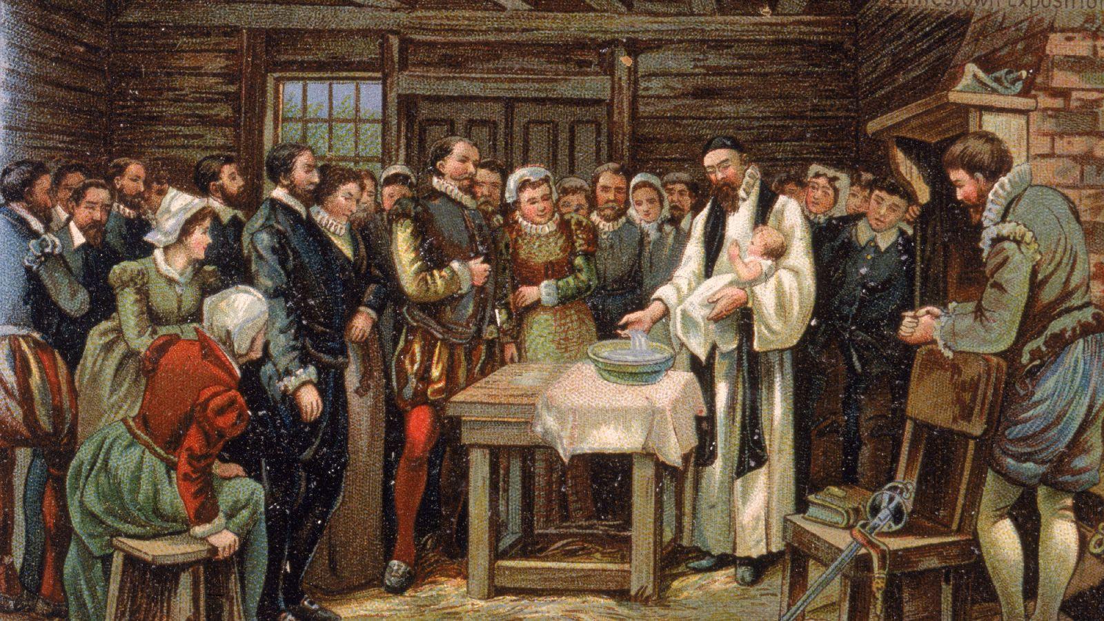117 angol telepes tűnt el az Észak-Karolinához tartozó Roanoke-szigetről 1590-ben. John White a telep vezetője 1587-ben hagyta el a szigetet, hogy Angliába utazzon, de amikor 3 év múlva visszatért, a sziget teljesen üres volt. A kolónia mind a 117 lakójának nyoma veszett: egyetlen holttest vagy csont sem került elő a térségből. A házakat, építményeket, gátakat mind lebontották. A rejtélyre a mai napig nem sikerült magyarázatot találni. (Getty Images)