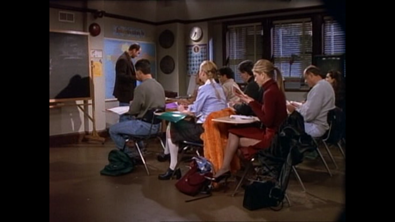 a, mert a gimiben nem fejezte be Az üvöltő szelek című regényt <br /> b, mert támogatni akarja Phoebe-t