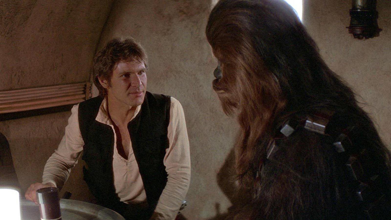 A Star Wars Hanjának és Chewbaccájának barátsága hűségen és szarkazmuson alapul. Mi más kell még?
