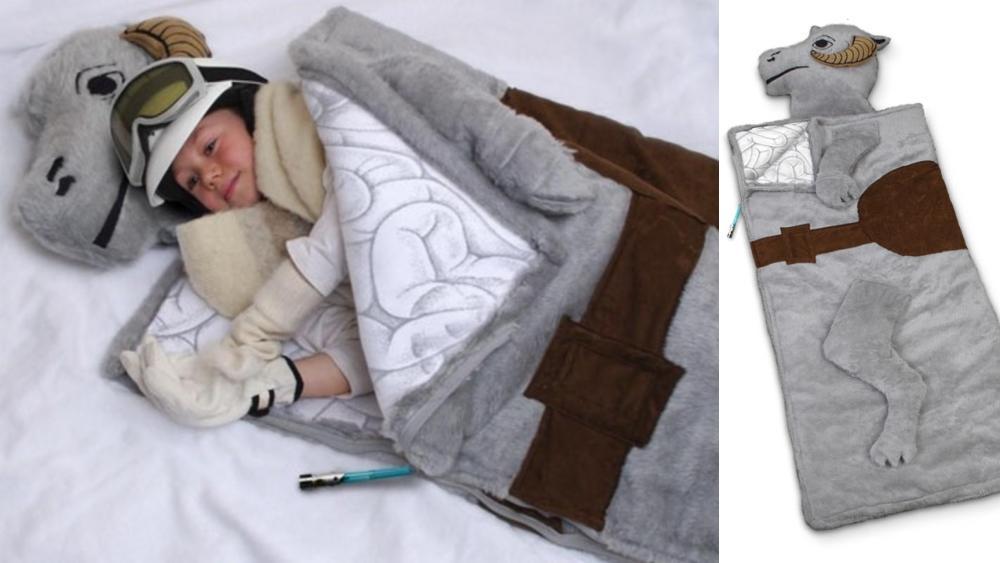 Ha szeretnéd személyesen is átélni a Birodalom visszavág emblematikus jelenetét, amiben Han kibelez egy Tauntaunt, és Luke testét az üregbe helyezi, hogy melegen tartsa, akkor biztosan imádni fogod ezt a remek terméket. (galleryhip.com)