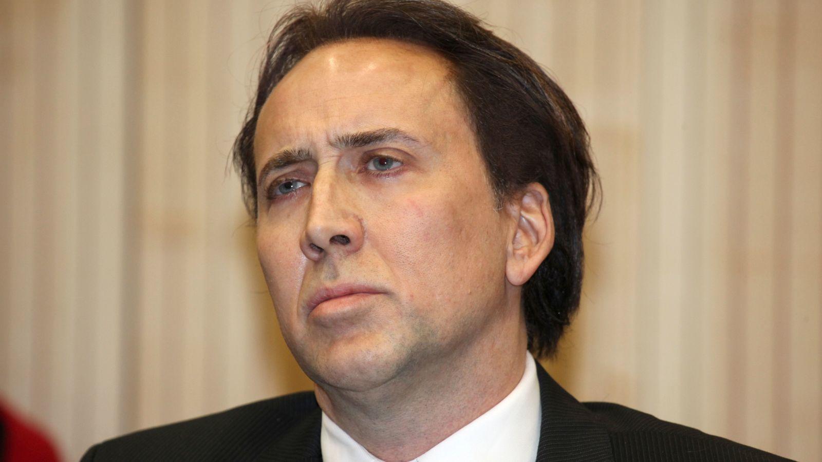 Nicolas Cage már megvette a saját sírhelyét. (Karl Schoendorfer/Shutterstock)