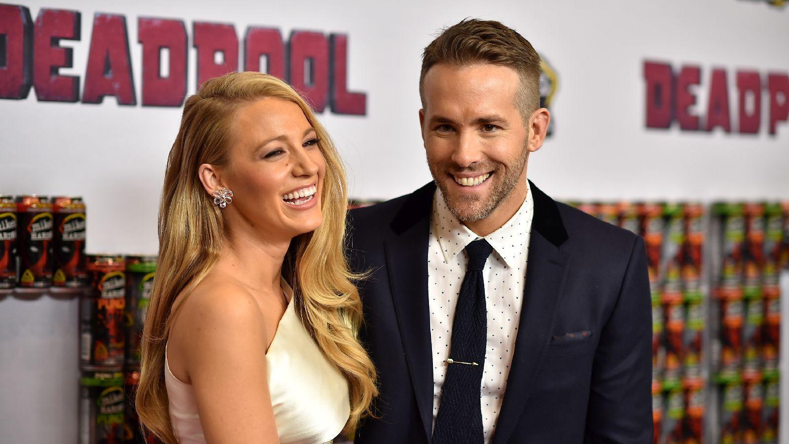 Ryan Reynolds és Blake Lively boldog házasságban élnek, és két közös gyerekük is van. Azonban mielőtt összejöttek volna, Ryannek már volt egy felesége, mégpedig... (Getty Images)