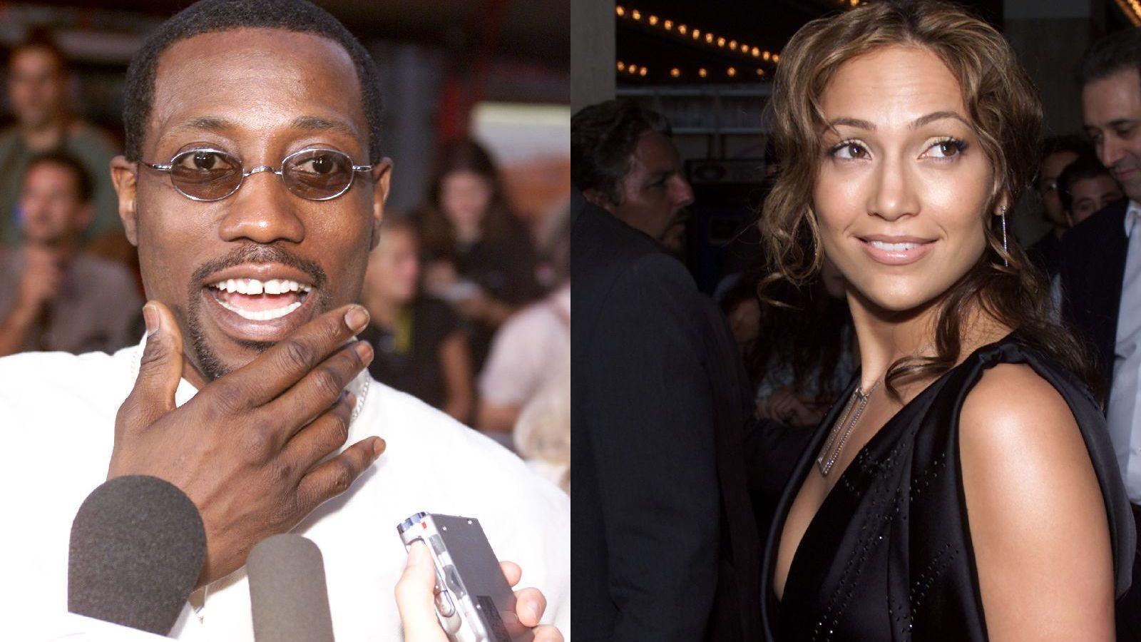 ...Jennifer Lopez is. A dögös latináért versengtek a pasik: egész Hollywood ledöbbent, mikor bejelentette, hogy eljegyezték egymást... (Getty Images)
