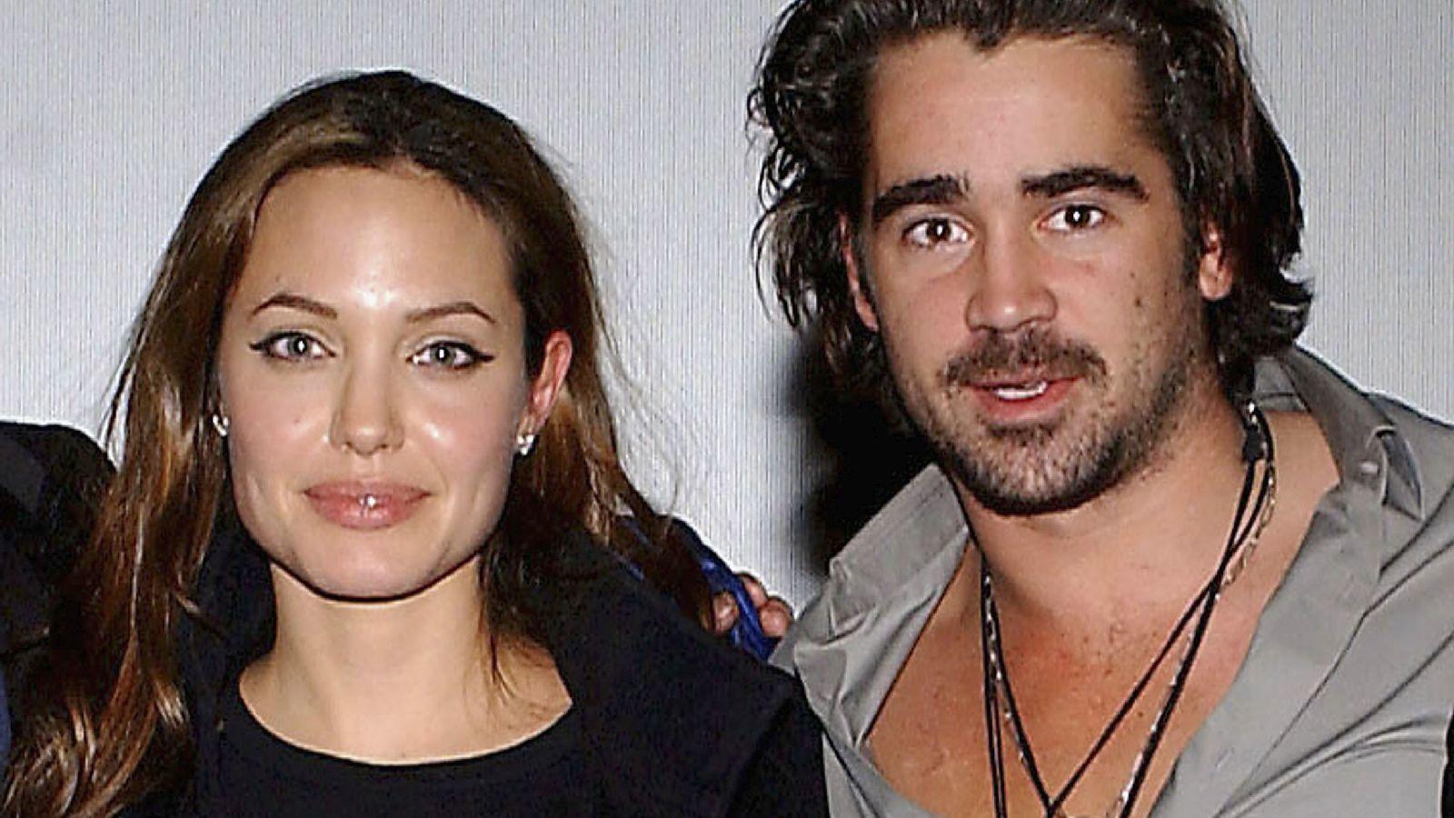 ...Angelina Jolie is. Angie végül  - ahogy ezt mindannyian jól tudjuk - végül révbe ért... Getty Images)
