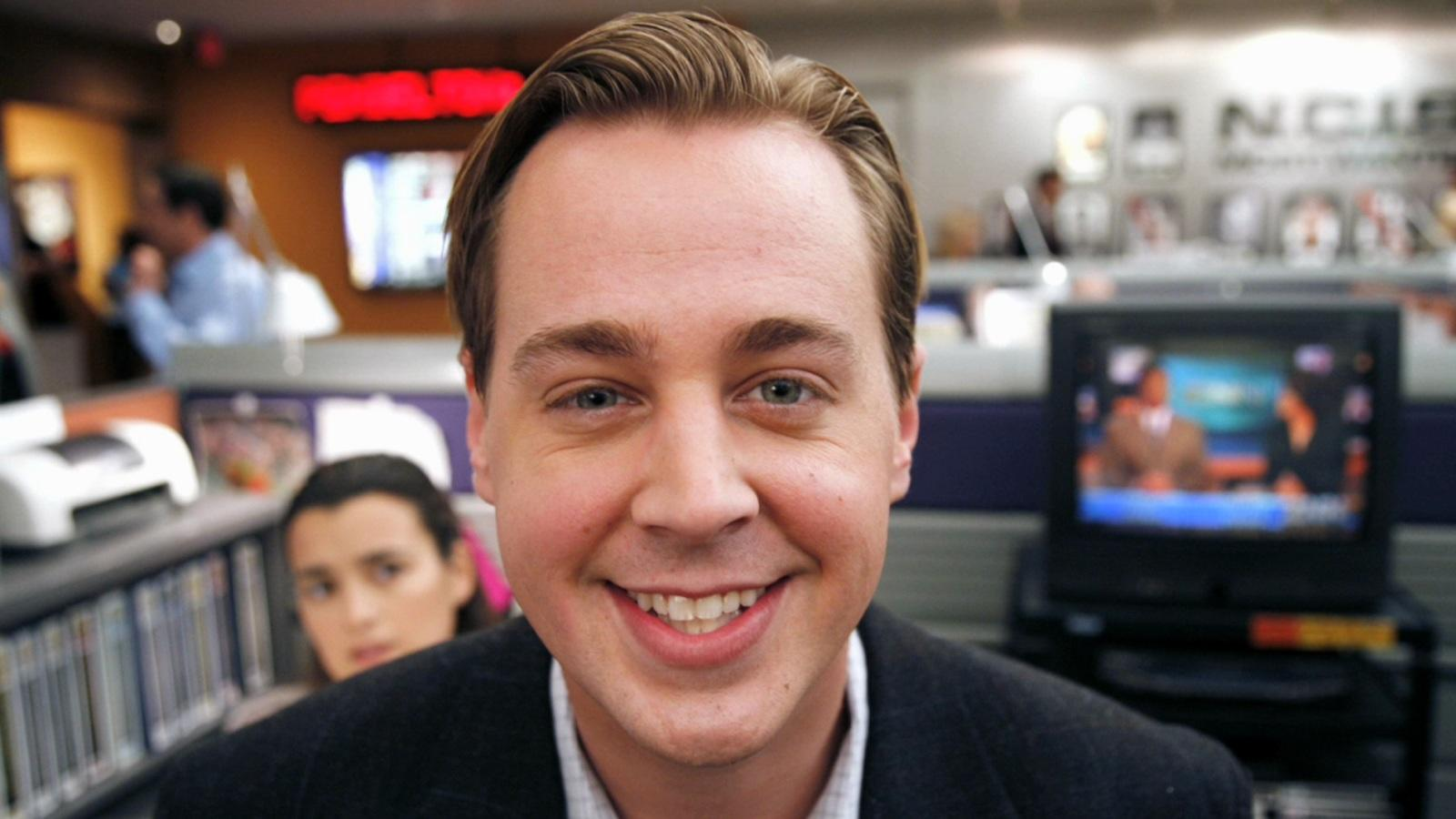 McGee randira megy, és partneréről kiderül, hogy vagy nagyon fura, vagy gyilkos... (CBS)