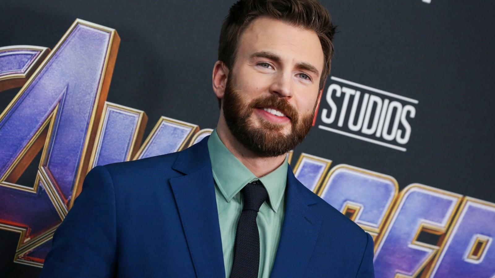 Evans a szerencséjét és egyben a vagyonát Amerika kapitány szerepével alapozta meg. Kell ennél több bizonyíték arra, milyen sikerek kovácsa lehet a Marvel univerzum? (REX/ Shutterstock)