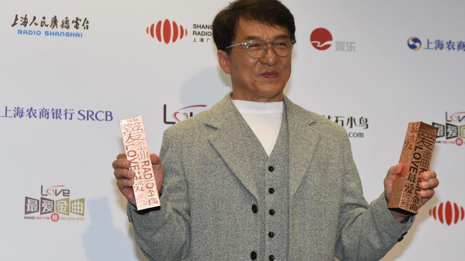 Figyelembe véve a kiemelt státuszát a kínai filmekben, befolyását a filmiparra és a mozihálózatát, Jackie Chan valószínüleg elég sokáig gazdag marad. (REX/ Shutterstock)
