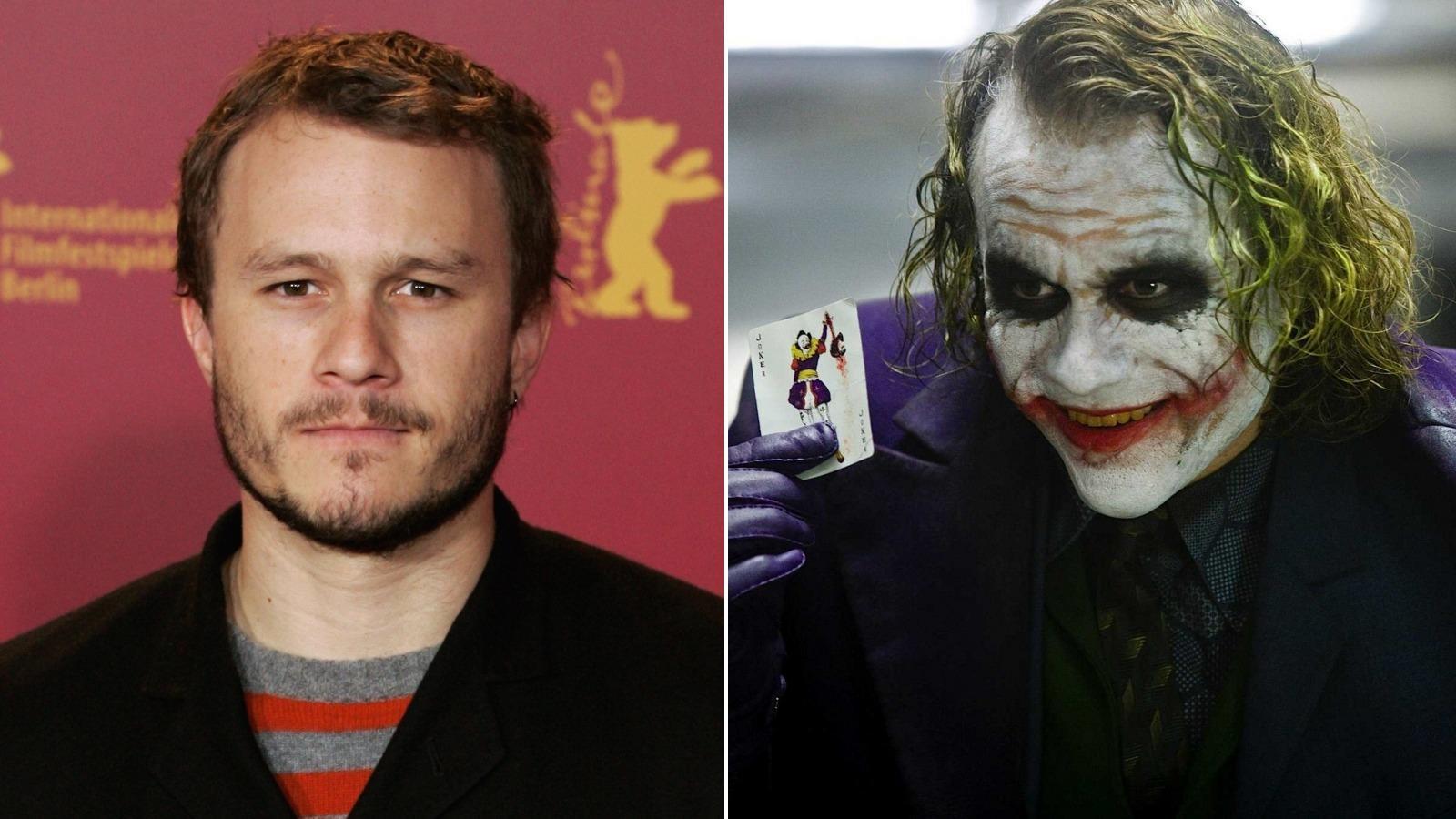 Senki sem adott hitelt neki, mígnem meglátták Joker szerepében. Heath Ledger annyira átváltozott, hogy állítólag valóban kissé bele is őrült a szerepébe. Sajnos már nem élte meg, hogy megkapta a díjat. (Europress/Getty Images/Warner Bros.)