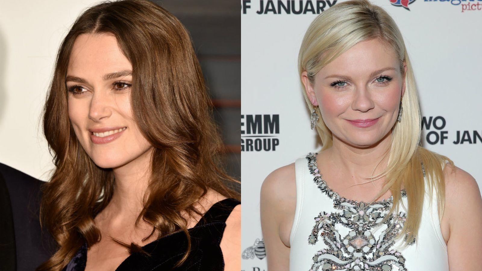 Keira Knightley vagy Kirsten Dunst?