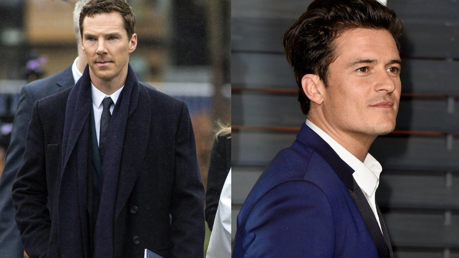 Benedict Cumberbatch vagy Orlando Bloom?