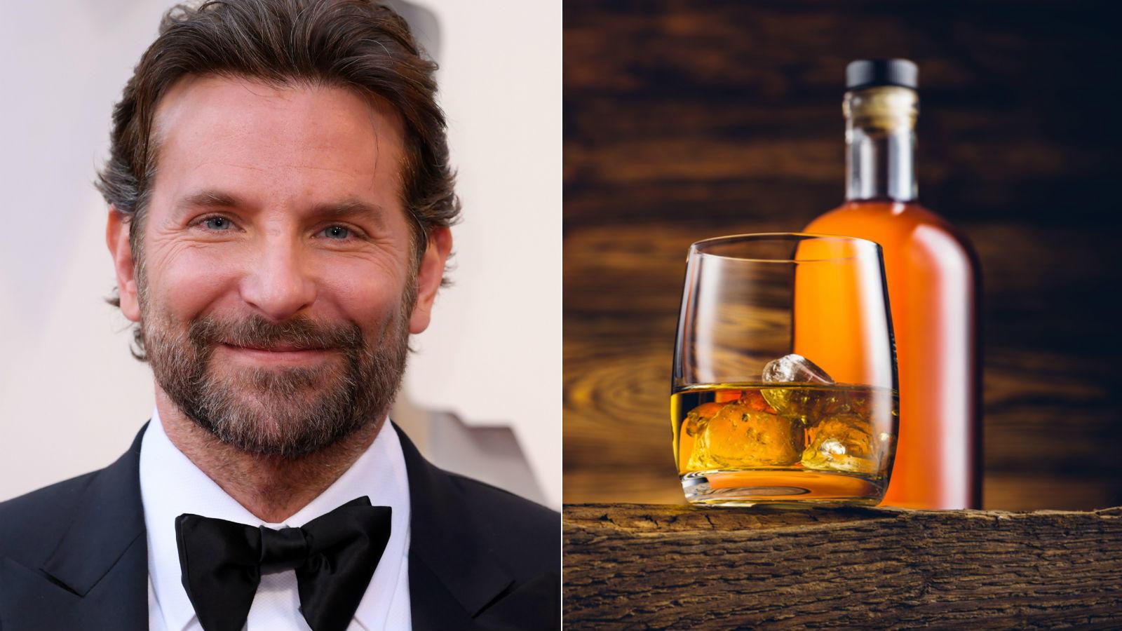 És ha már Lady Gagáról beszéltünk az imént, tudjuk, hogy manapság Bradley Cooper tuti ott lehet valahol a sarkában. Sármos, szexi és ellenállhatatlan. Pont mint egy tiszta Scotch egy sűrű nap után. (REX/Shutterstock)