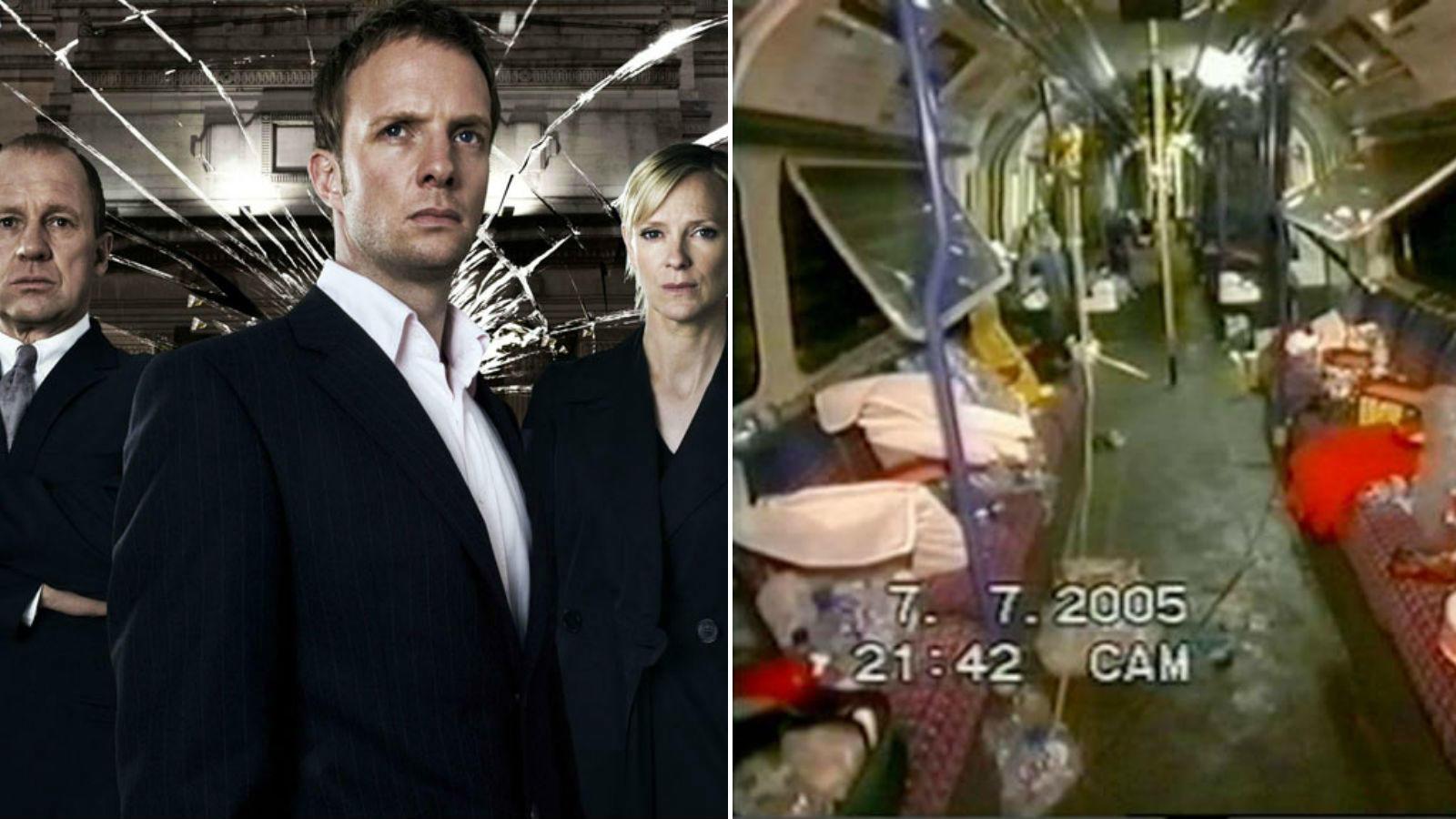 A 4. évad első részét hónapokkal a 2005-ös londoni bombarobbantások előtt forgatták. A forgatókönyv igencsak hasonló volt mindkét esetben, olyannyira, hogy még helyszínek is egyeztek, például, hogy bombát helyeznek el a Kings Cross állomáson... (BBC/ metro.co.uk)
