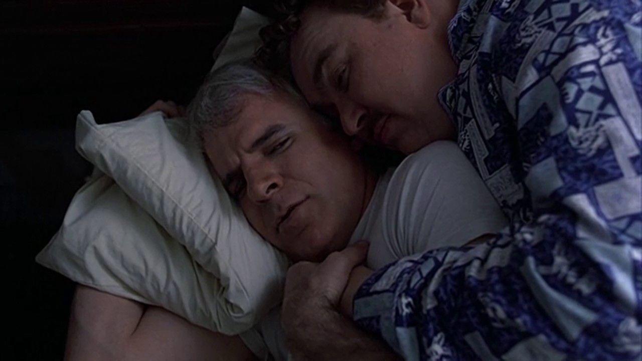 """Általában az erre szakosodott """"ölelkezős"""" kávézókban melóznak. Bizony, jól hallották. Semmi intimitás, csak ölelkezés! (Paramount Pictures)"""