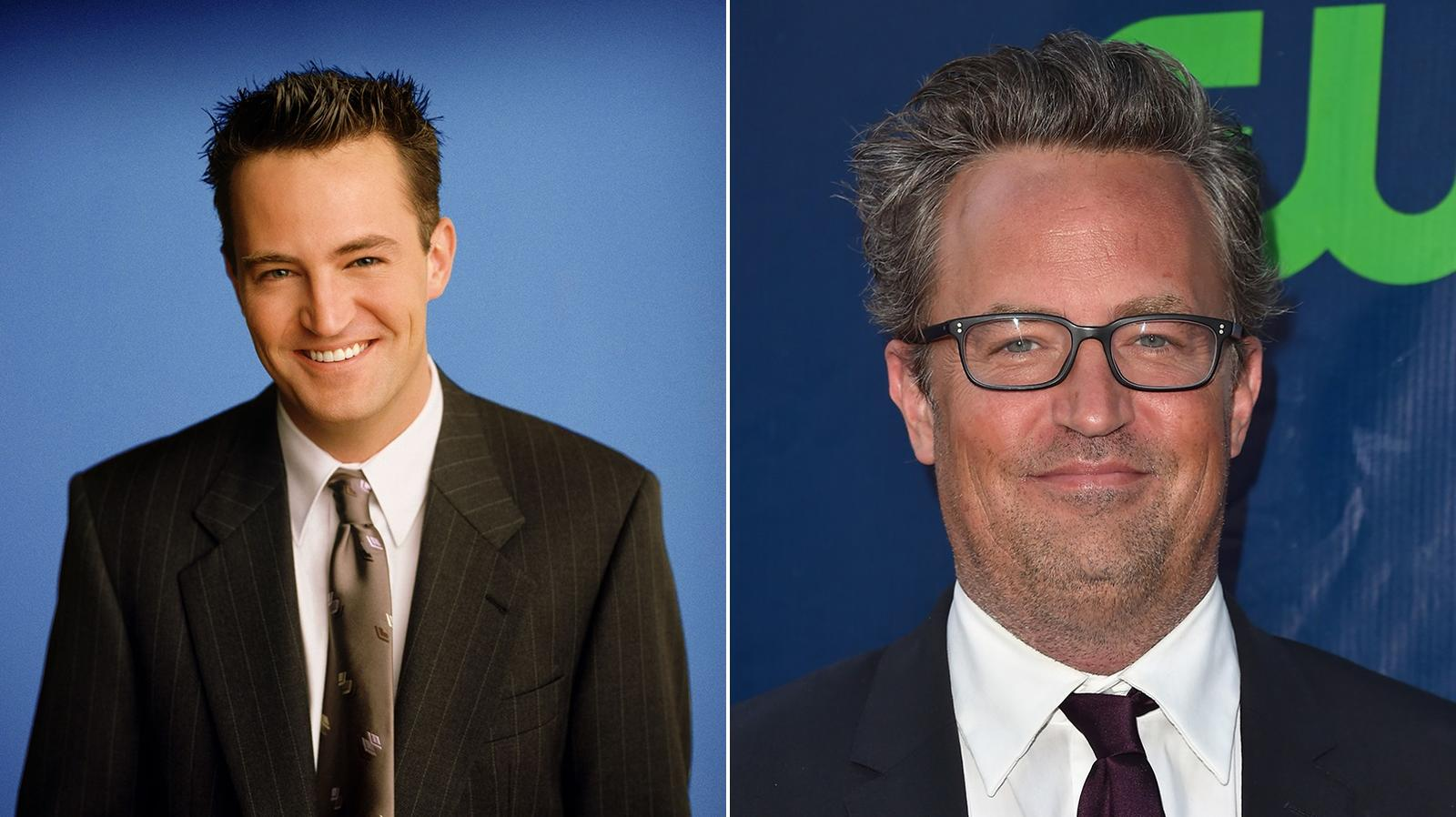 Matthew Perry (Bright/Kauffman/Crane Productions / Getty Images)