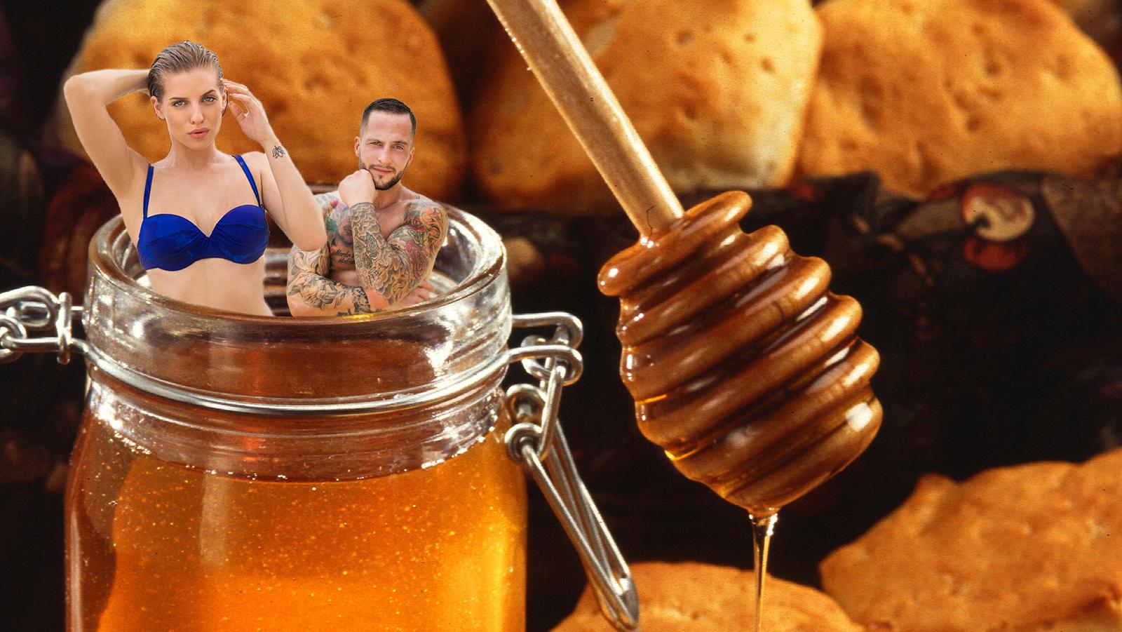 <b>Exek Norbi és Dia</b> élvezik a félbeszakadt párkapcsolatukat, egyelőre minden édes, mint a méz. (Getty Images / VIASAT3)