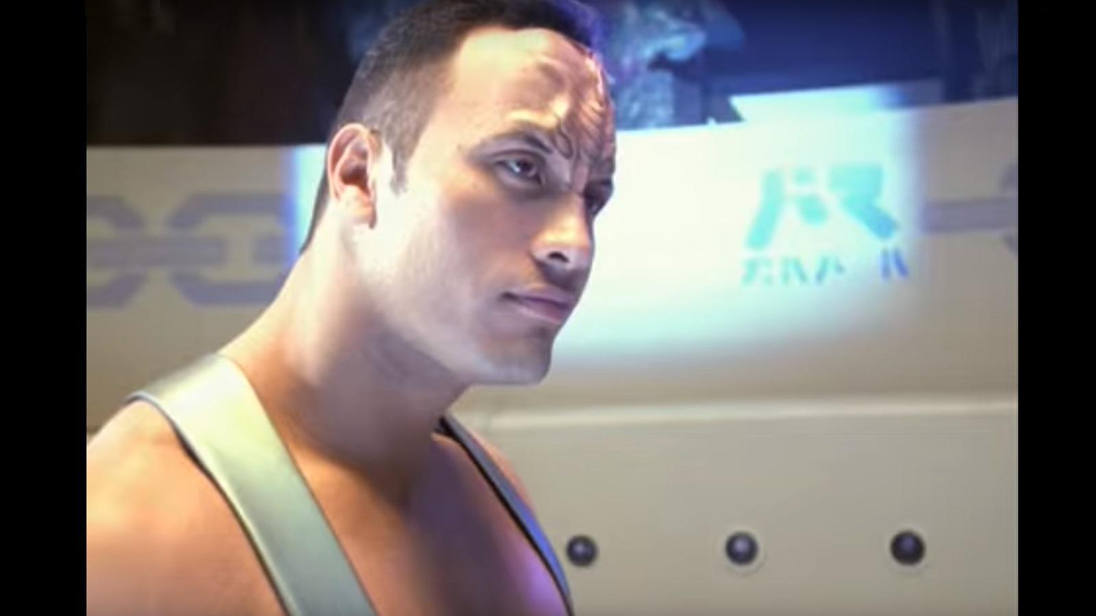 """A """"Tsunkatse"""" című epizódban tűnt fel, ahol Pendari bajnokként az első menetben kiütötte Hét Kilencedet. (Credit: CBS Television Distribution)"""