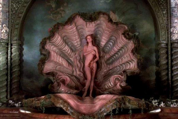 Uma Thurman a Münchausen báró kalandjaiban (Columbia Pictures)