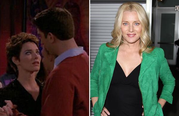 """Ross Chloéval csalta meg Rachelt, amikor """"szakítottak"""". Azóta számos tévés és filmes szerepe volt már.(Europress/Getty Images)"""