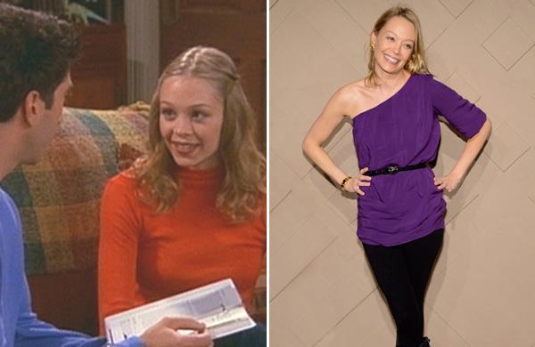 Elizabeth Ross diákja volt, de randiztak is. Alexandra jelenleg is színészkedik.(Europress/Getty Images)