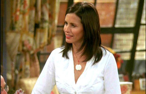 Courtney Cox az egyetlen, akit nem jelöltek Emmy-re a sorozatban nyújtott alakításáért.