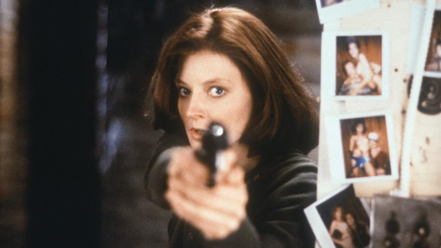 """Az Amerikai Filmintézet """"100 év... 100 hős és gonosz"""" összeállítása szerint Clarisse Starling minden idők hatodik legjobb főhőse. Így nem is kérdés, hogy itt a helye a listánkon. (Ken Regan/Orion/Kobal/Shutterstock)"""