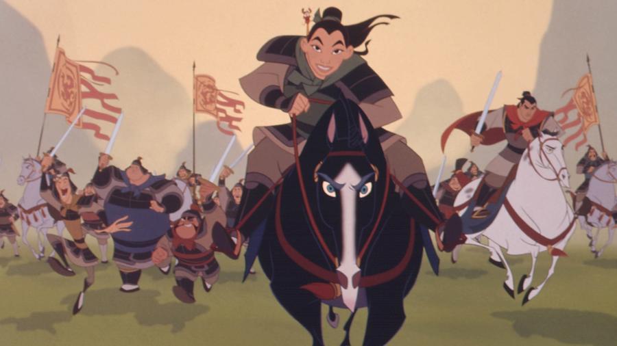 A Disney története egy ókori kínai legendát dolgoz fel: az keleti harcos amazon, Hua Mulan férfinak tettette magát, hogy így vegye át idősödő apja szerepét a hadseregben. (Moviestore Collection/Shutterstock)