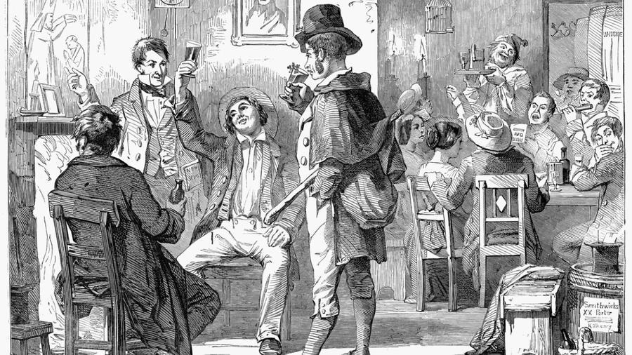 Március 17-e, Szent Patrik halálának napja az írek nagy nemzeti ünnepe, ami egy 17. századi keresztény fiesztából lett ír sajátosság, hogy aztán a féktelen mulatozással, iszogatással, felvonulással tarkított parádéhoz az íreken kívül  újra mások is csatlakozzanak. Az ünneplést a világ megannyi helyén megrendezik, leginkább ott, ahol élnek ír közösségek. (Granger/Shutterstock)