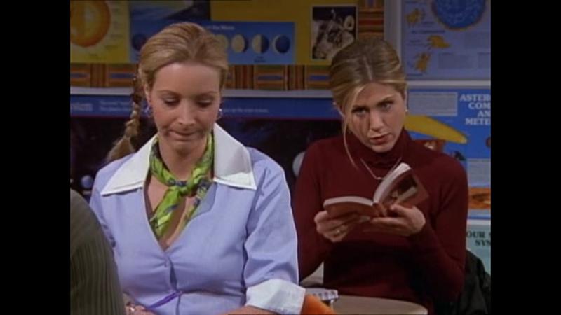 A helyes válasz: Támogatni akarja Phoebe-t.