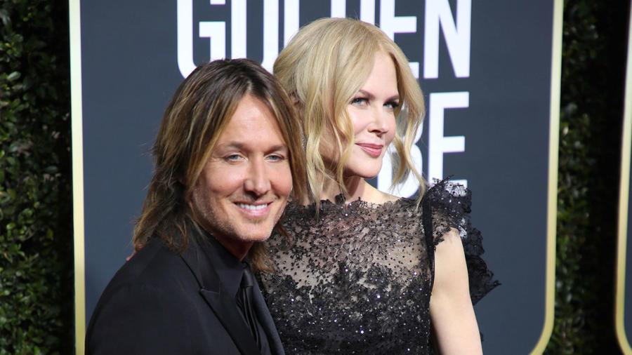 Kidman színésztehetsége vitathatatlan (a 2018as Golden Globeról is szobrocskával távozott), de kedvese, Keith Urban ajkait képtelen volt eltaláni azon az estén. (REX/ Shutterstock)