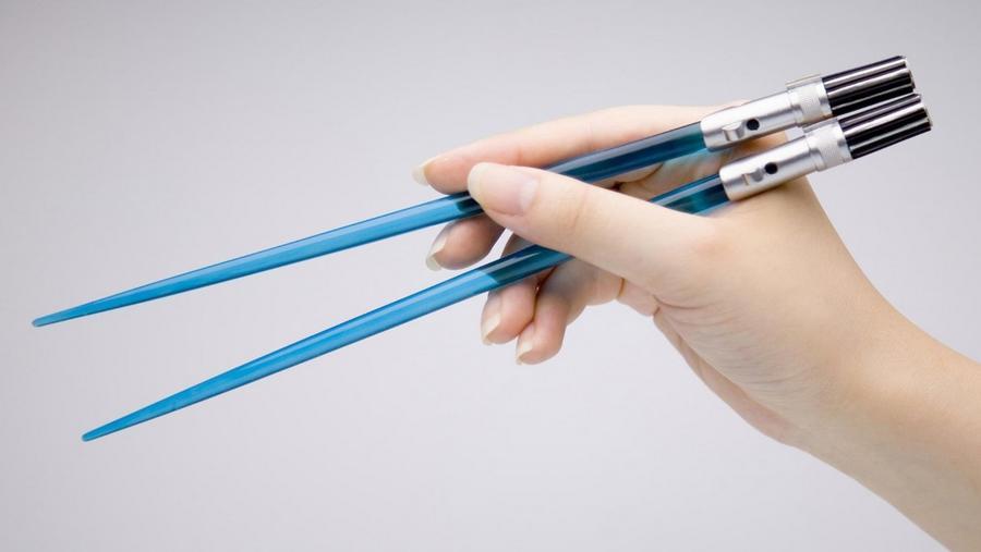 Edd a szusit úgy, mint egy jedi! (furiousfanboys.com)