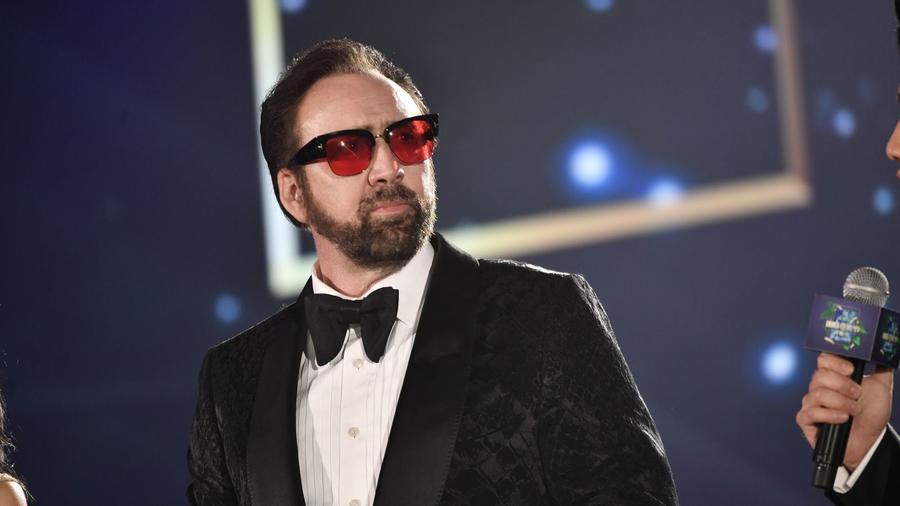 Nicolas Cage-nek 20 millió dollárt fizettek, hogy eljátsza Supermant egy filmben. (Imaginechina/Shutterstock)