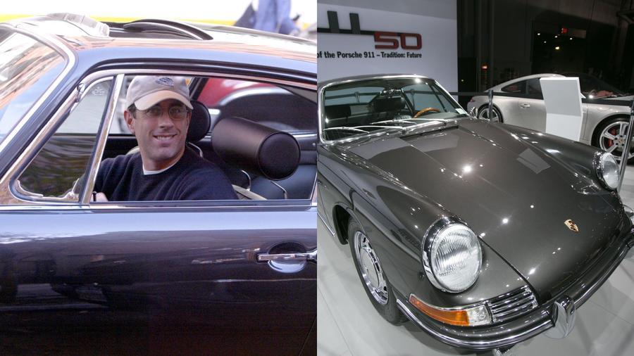 A Porsche 959 az egyik legritkább a kiváló állapotban lévő, napjainkban elérhető klasszikus prémium sportautók közül. A népszerű komikus, színész-producer, Jerry Seinfeld épp egy ilyen járgány büszke tulajdonosa; az autót egy árverésen vette, potom 700 ezer dollárért. (Shutterstock\ Erik Pendzich/Shutterstock)