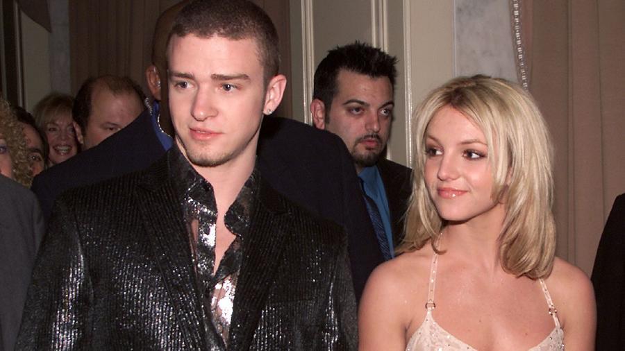 ...Britney Spears-szel. A tiniszerelem azonban véget ért, és a szakítás után Britney vad férfifalásba kezdett, és többek között összejött... (Getty Images)