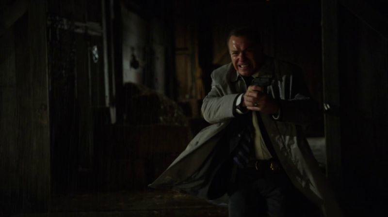 A DC képregények tele vannak korrupt zsarukkal, bár a sorozatban a legtöbben inkább jó fiúk. Habár Joe West (Jesse L. Martin) karakterét a sorozat kedvéért alkották, mások, mint például Fred Chyre (Al Sapienza) a képregényben is szerepelnek. (The CW)