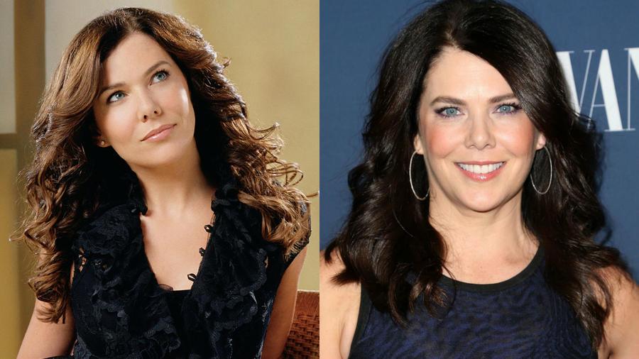 Graham játszotta Lorelai Gilmore-t, ma pedig a Vásott szülőkben alakít, egy még szeszélyesebb figurát, Sarah Bravermant.