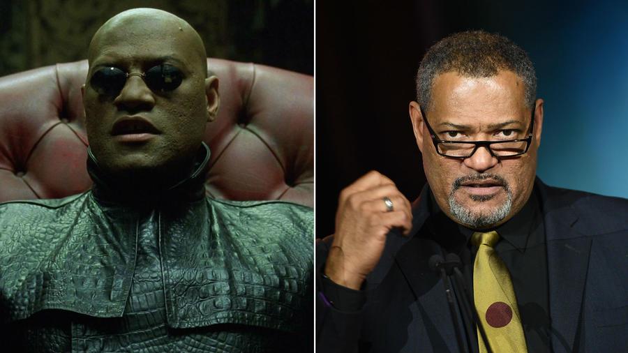 Morpheus megformálója 3 évadon keresztül játszott a CSI: A helyszínelők és a Hannibal c. sorozatokban, 2017-ben pedig Keanu Reeves mellett őt is láthattuk a John Wick: 2. felvonásban. (Warner Bros./ Getty Images)