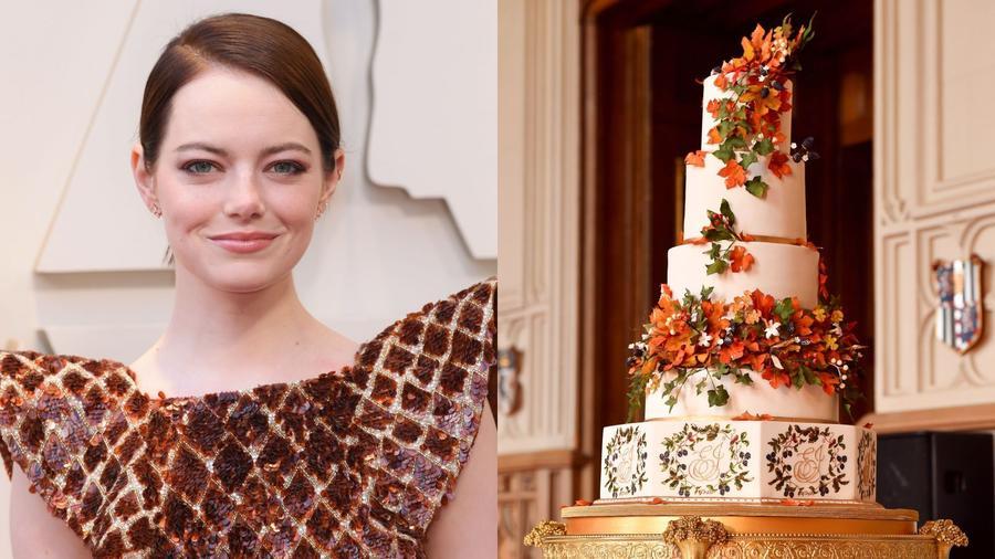 Mivel mindenki szereti a sütit, Emma pedig a csudába is, de minden egyes pillanatban átkozottul ennivaló, így a párosítás abszolút adja magát! (David Fisher/Shutterstock\ Shutterstock)