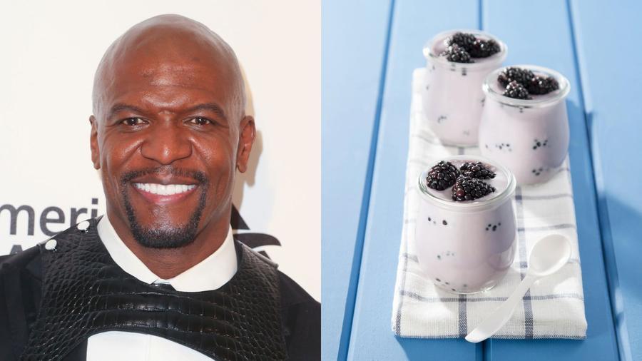 Azt mondják, az vagy, amit megeszel. Nos, Terry imádja a joghurtot. Kérdés van? (David Buchan/Shutterstock\ Hagen Zapf/imageBROKER/Shutterstock)