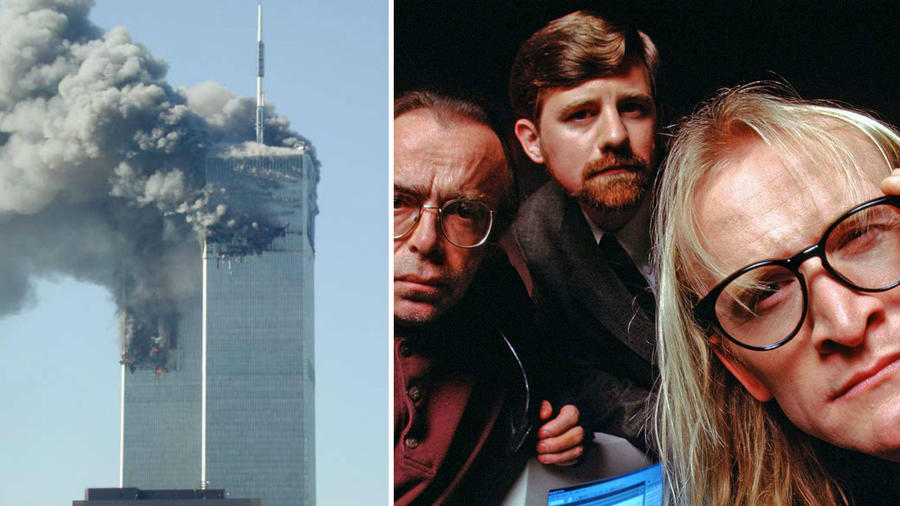 Az X-akták testvérsorozatának első epizódjában kiderül, hogy az amerikai kormány a World Trade Centerbe akar irányítani egy utasszállító repülőgépet, hogy ezáltal megemelhesse az ország védelmének büdzséjét. Mindez hat hónappal 9/11 előtt került adásba... (Getty Images/ Fox Network)