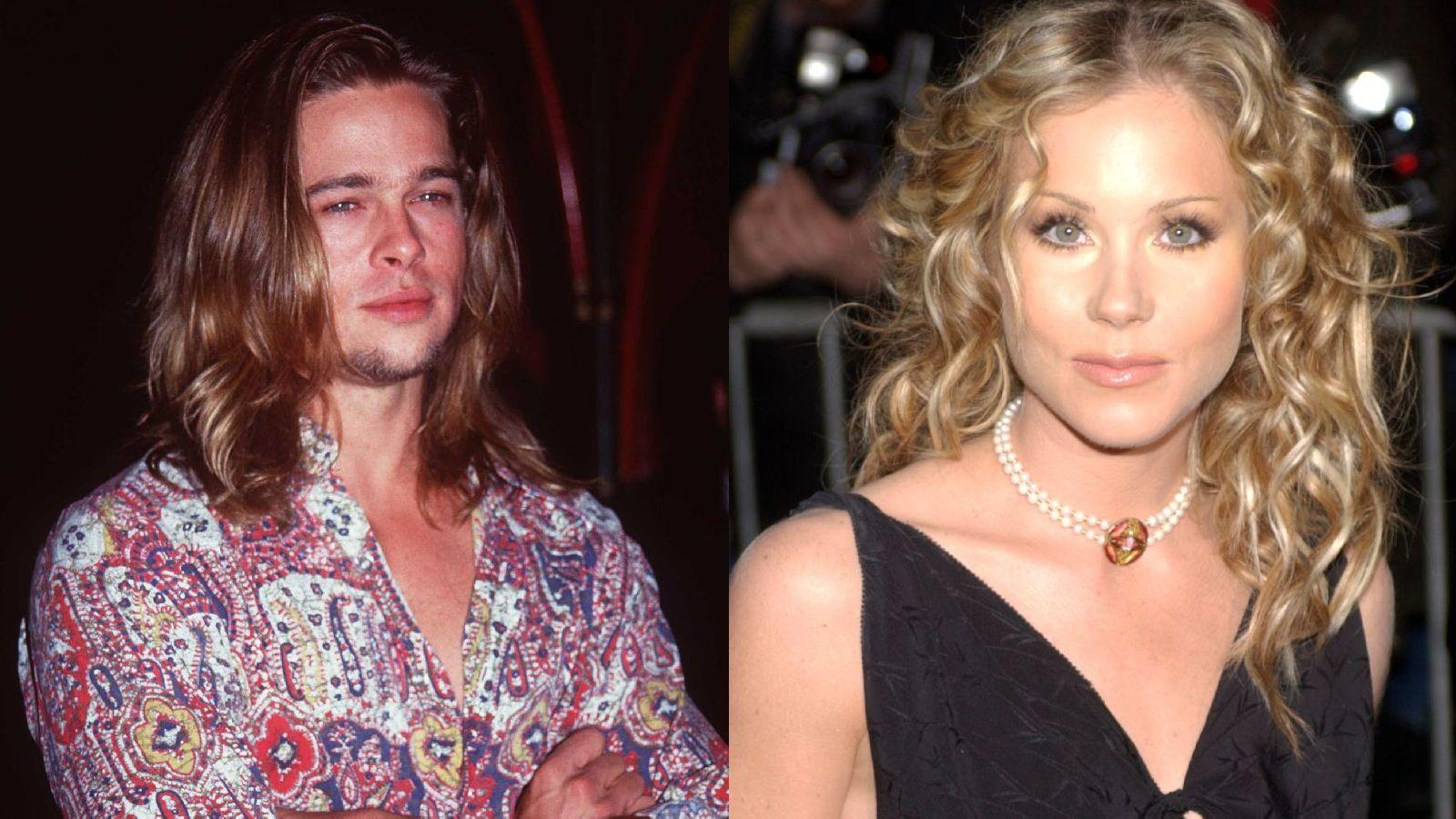 ...Christina Applegate is szöszi volt. (Getty Images)