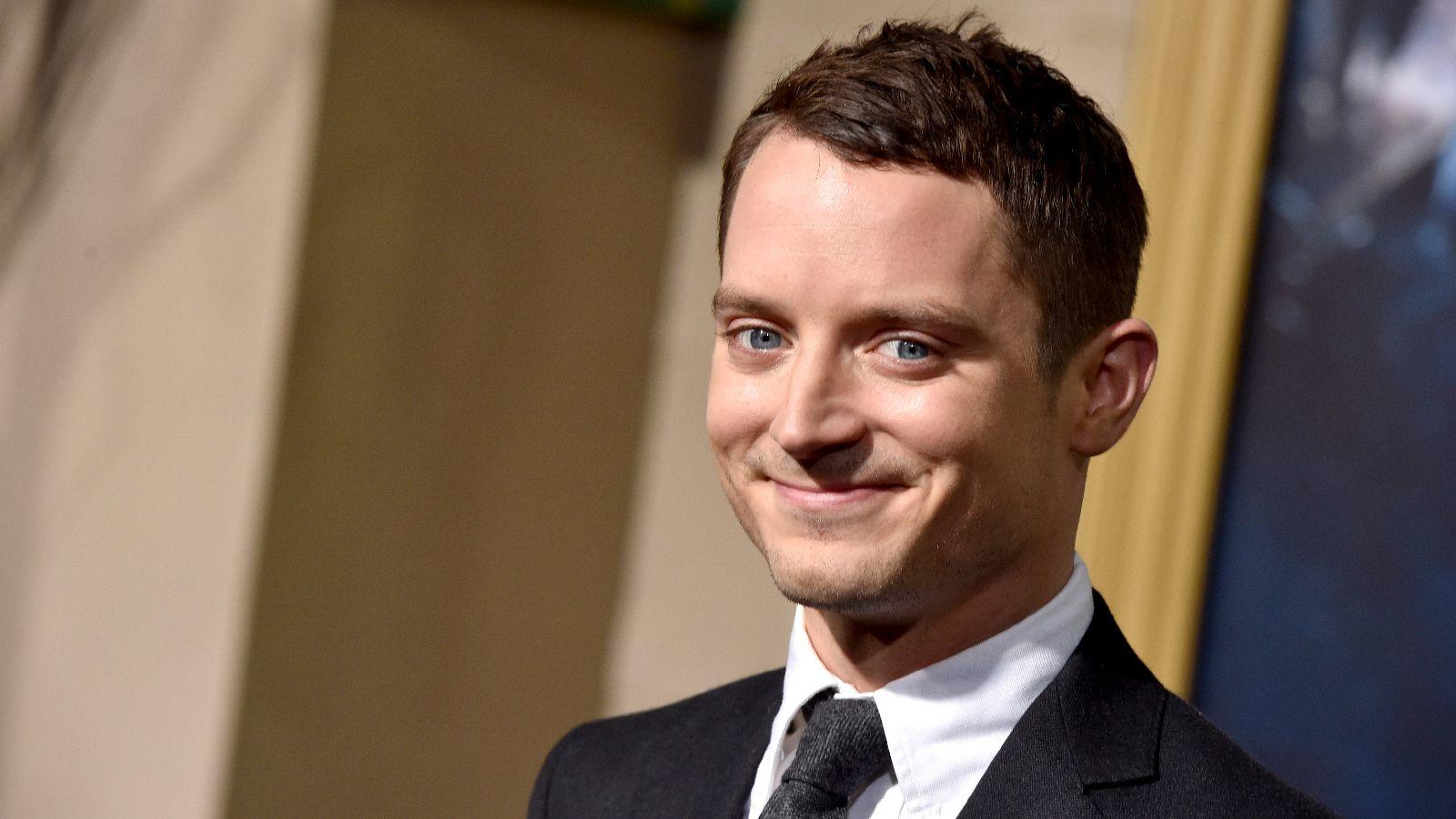 Dorian Gray...vagyis..khm...Elijah Wood 36 (!!!!) éves. (Getty Images)