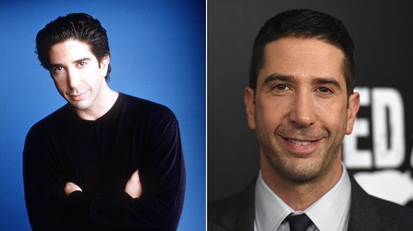 David Schwimmer (Bright/Kauffman/Crane Productions / Getty Images)