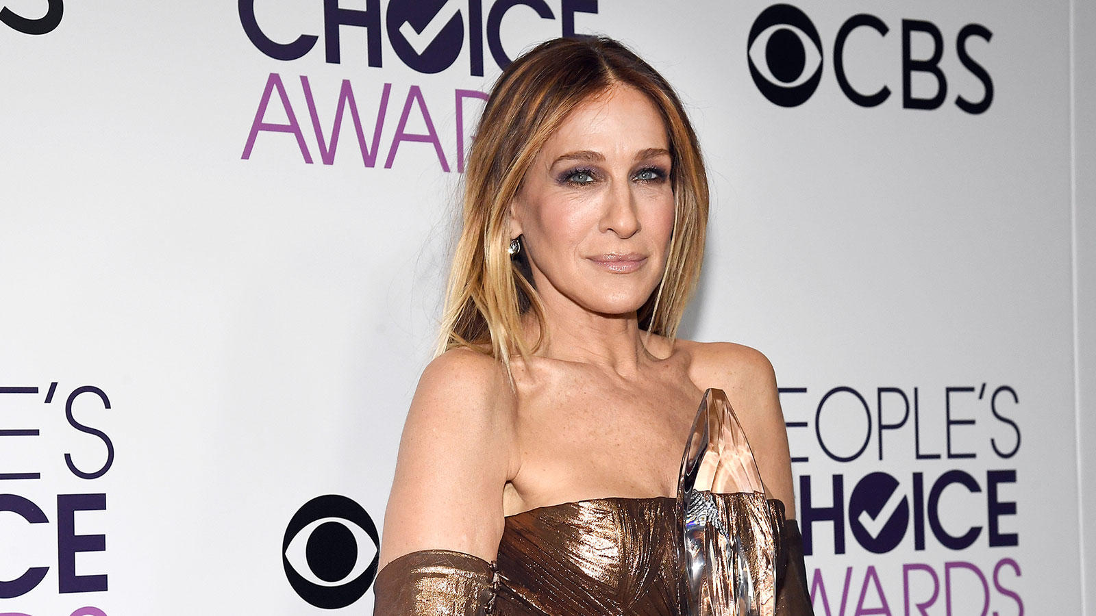 Carrie Bradshaw (Sarah Jessica Parker) most (Getty Images)